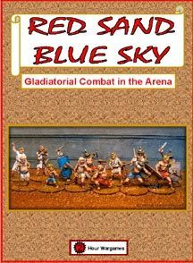 Red Sand, Blue Sky: Death in the Arenas of Rome