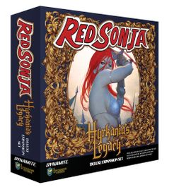 Red Sonja: Deluxe Expansion Set