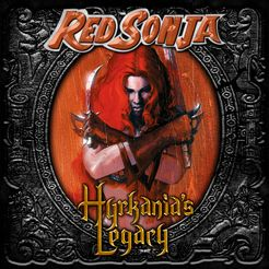 Red Sonja: Hyrkania's Legacy