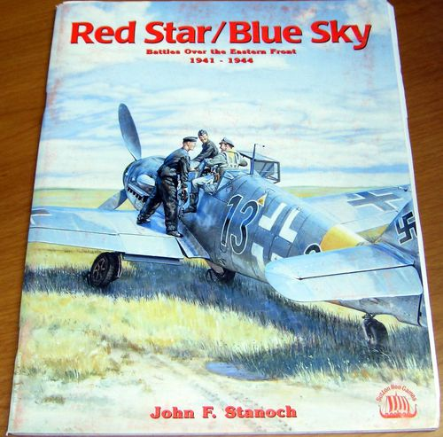Red Star / Blue Sky
