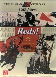 Reds! The Russian Civil War 1918-1921