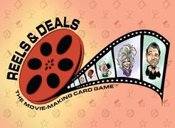 Reels & Deals: The Movie-Making Card Game