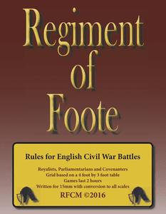 Regimente of Foote
