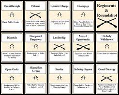 Regiments & Roundshot