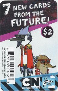 Regular Show Fluxx Future Promo Pack