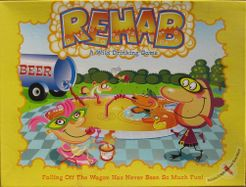 Rehab: A Wild Drinking Game