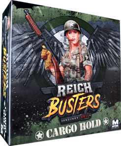 Reichbusters: Projekt Vril – Cargo Hold