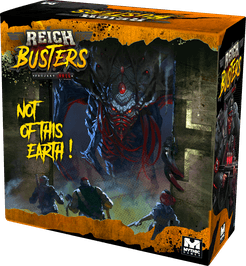 Reichbusters: Projekt Vril – Not of this Earth!