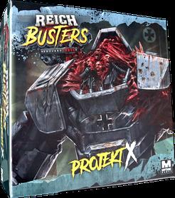 Reichbusters: Projekt Vril – Projekt X