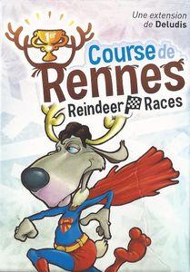 Reindeer Races: Super Reindeer