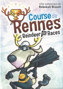 Reindeer Races: The Lone Reindeer