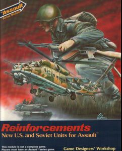 Reinforcements: New U.S. and Soviet Units for Assault