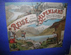 Reise ins Alpenland