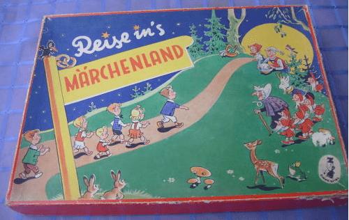 Reise in's Märchenland