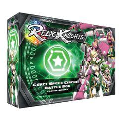 Relic Knights: Cerci Speed Circuit Battle Box