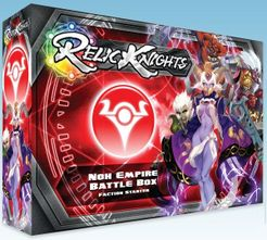Relic Knights: Noh Empire Battle Box
