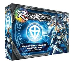 Relic Knights: Shattered Sword Battle Box