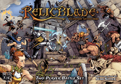 Relicblade: Two-Player Battle Set