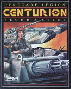 Renegade Legion: Centurion – Blood & Steel