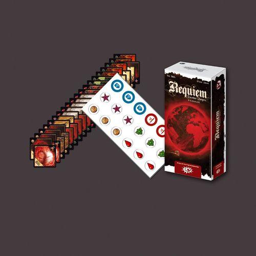 Requiem: Vampire Knight – 3-4 players