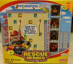 Rescue Heroes Pet Rescue Game