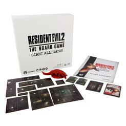 Resident Evil 2: The Board Game – Giant Alligator