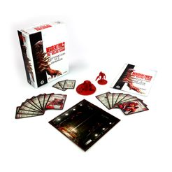 Resident Evil 2: The Board Game – Malformations of G