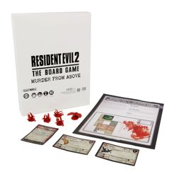 Resident Evil 2: The Board Game – Murder from Above