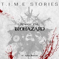 Resident Evil 7 (fan expansion for T.I.M.E. Stories)