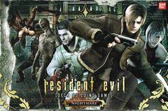 Resident Evil Deck Building Game: Nightmare