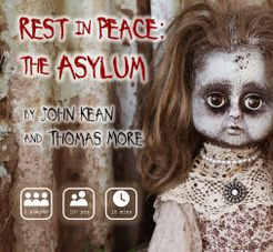 Rest In Peace: The Asylum