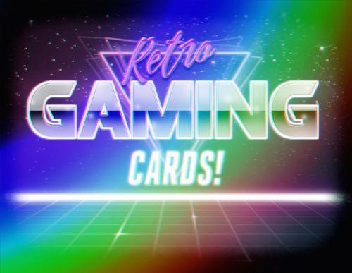 Retro Gaming Cards!