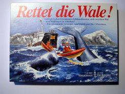 Rettet die Wale!