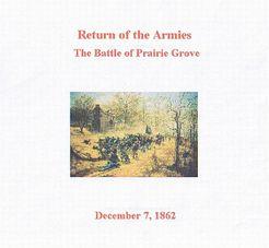 Return of the Armies: The Battle of Prairie Grove