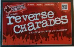 Reverse Charades: Canadian Edition, Eh!