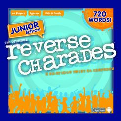 Reverse Charades Junior Edition