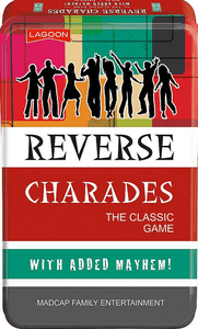 Reverse Charades:  The Classic Game