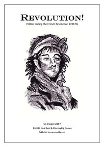 Revolution!  Politics during the French Revolution 1789-96
