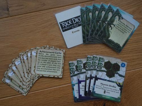 Rice Dice: Kickstarter Exclusives