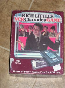 Rich Little's VCR Charades