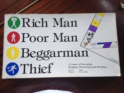 Rich Man, Poor Man, Beggarman, Thief