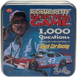 Richard Petty Racing Trivia Game