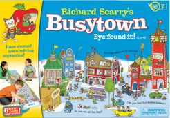 Richard Scarry's Busytown: Eye found it! Game