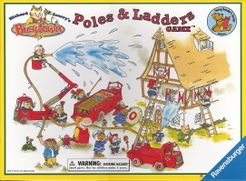 Richard Scarry's Busytown Poles & Ladders Game