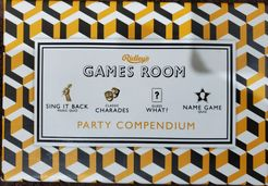 Ridley's Games Room Party Compendium