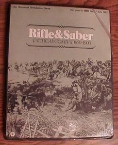 Rifle & Saber
