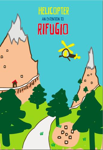 Rifugio: Helicopter