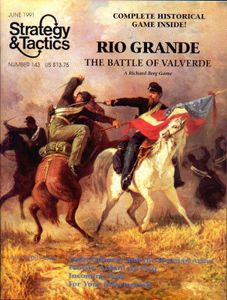 Rio Grande:  The Battle of Valverde