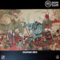 Rising Sun: Daimyo Box