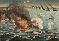 Rising Sun, Tumbling Bear: A Solitaire Game of the Russo-Japanese War (1904-1905).